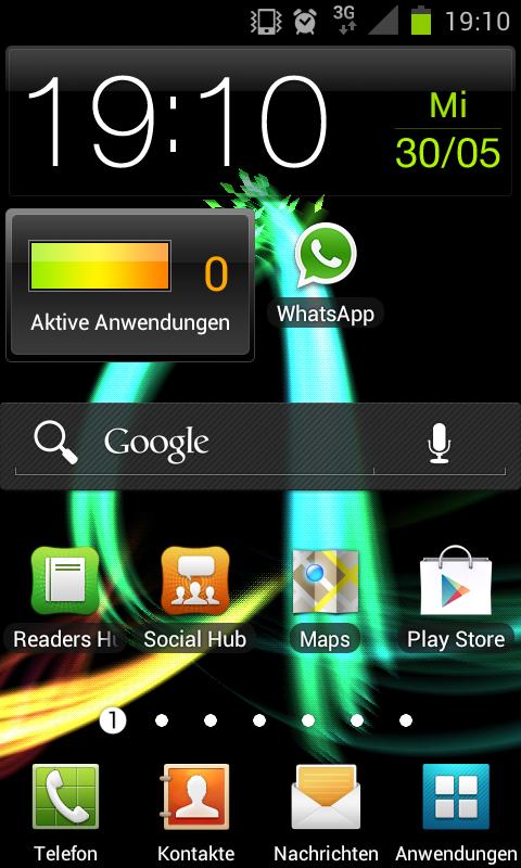 android ics multitasking app