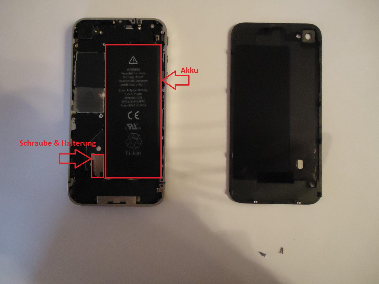 Iphone S Akku Tauschen Preis
