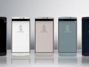 LG V10 alle Farben