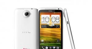 HTC One X weiß
