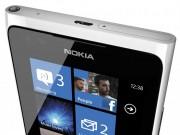 Lumia 900 vorne weiß