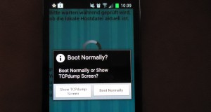 Boot Android Rooten