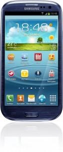 Galaxy S3 schwarz