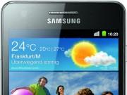 Galaxy S2 schwarz deutsch