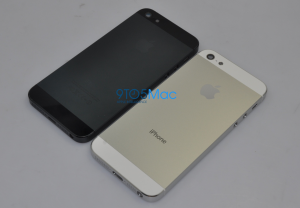 Neue Bilder iPhone 5