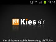 Kies-Air Anleitung