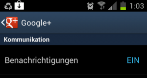 Google Plus Foto Upload Sofort