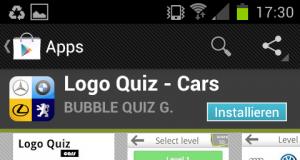 Logo Quiz - Cars, Autos Lösung