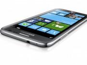 Samsung ATIV S silber liegend