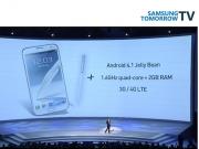 Samsung Galaxy Note 2 Vorstellung