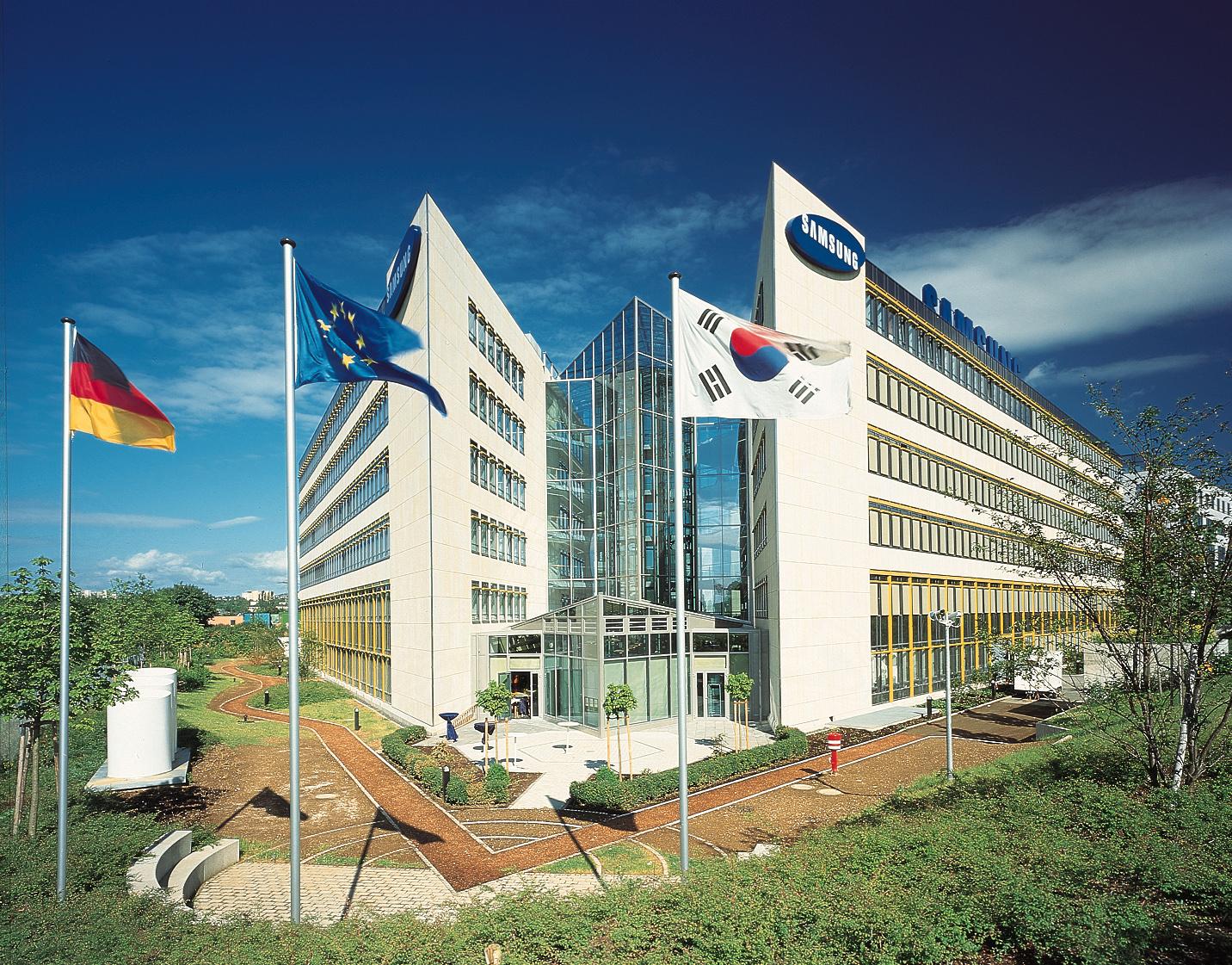 Samsung Klage Hauptsitz