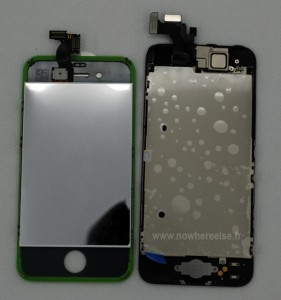 iPhone 5 Display vs. iPhone 4S