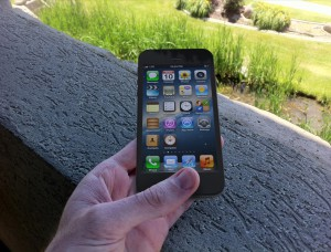 iPhone 5 Schwarz