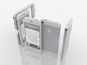 iPhone 5 Weiß