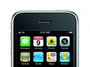 iPhone 3G schwarz stehend