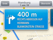 Navigation Apple iOS