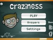 Craziness Lösung