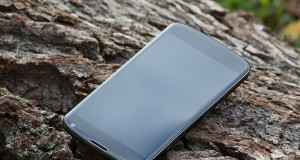 Nexus 4 liegend