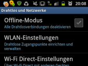 Bluetooth-Einstellungen Android