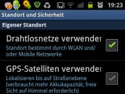 Bildschirmsperre Galaxy S3 einrichten