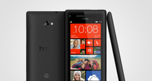 HTC Windows Phone 8X schwarz