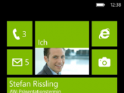 Windows Phone 8 optik