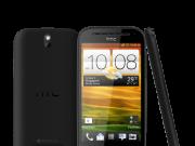 HTC One SV schwarz stehend