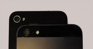 iPhone 4 und 5 Kamera