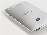 HTC One hinten