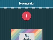Icomania Logo Spielen Lösung