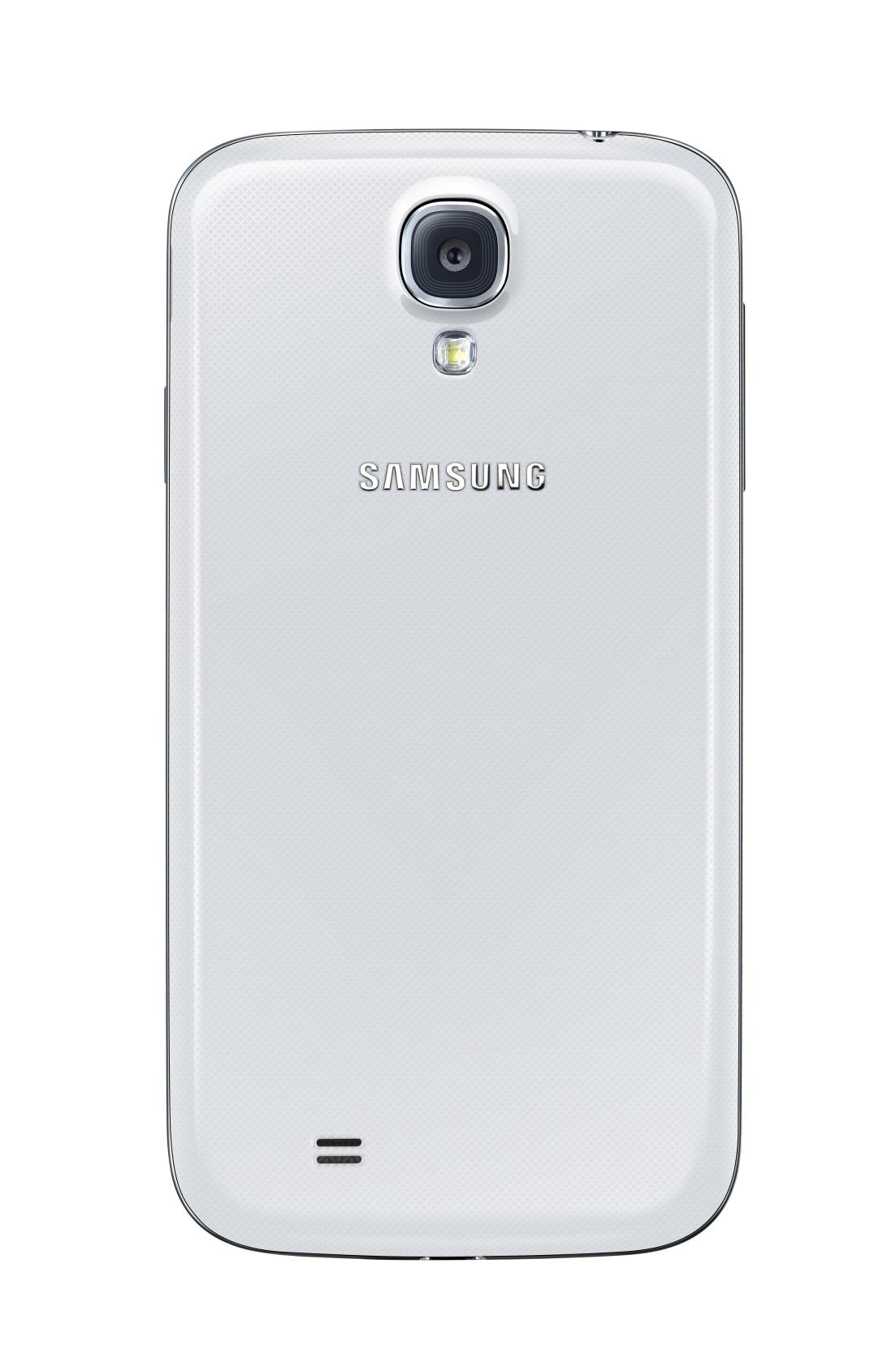Samsung Galaxy S4 Rückseite