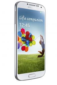 Samsung Galaxy S4 seitlich