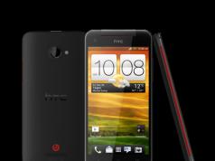 HTC Butterfly schwarz