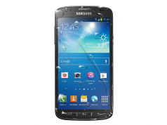 Galaxy S4 Active schwarz