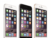 iPhone 6 stehend Farben