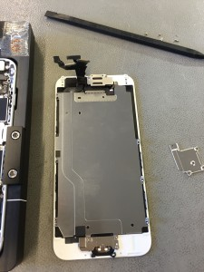 Display Reparatur bei einem iPhone 6s