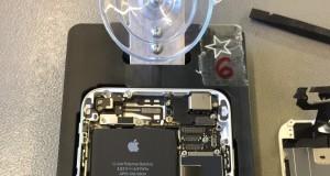 iPhone 6S Akku tausch