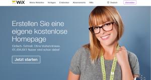 wix.com Vorschau