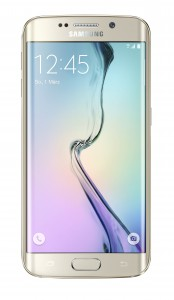Galaxy S6 edge gold-platinum