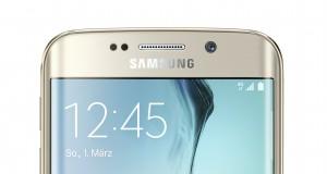 Galaxy S6 edge gold-platinum