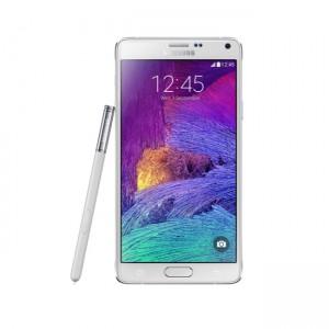 Galaxy Note 4 in weiß