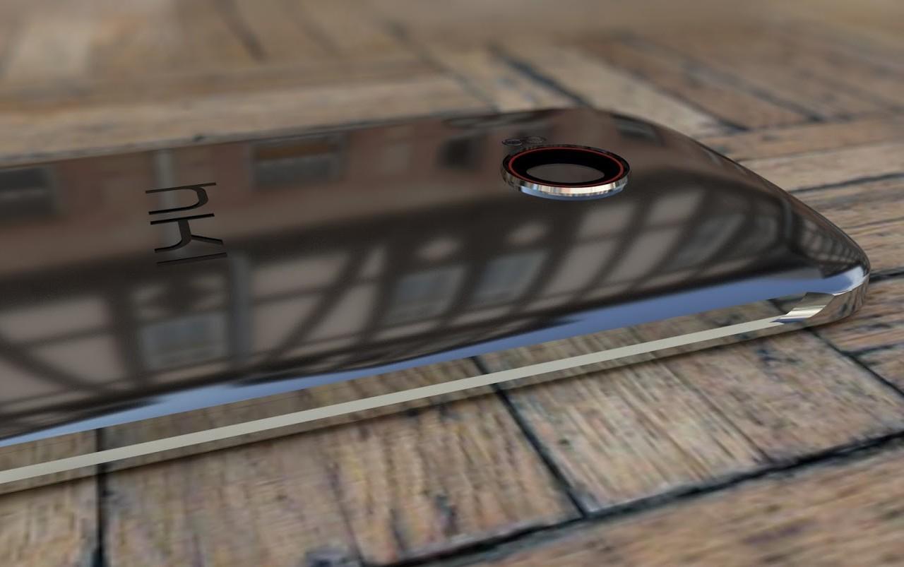 HTC Aero 5 Konzept