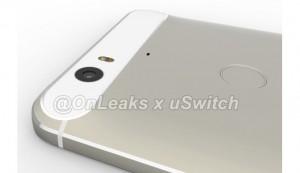 Nexus 6P nah Kamera