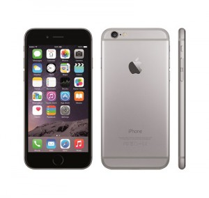 iPhone 6 Grau