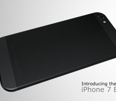 iPhone 7 hinten