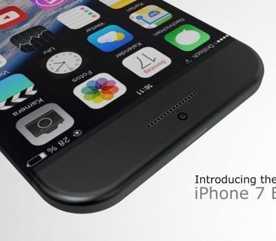 iPhone 7 vorne Kamera