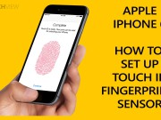 iPhone 6 Touch ID HowTo