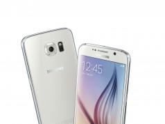 Galaxy S6 weiß