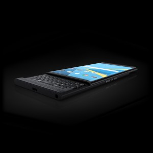 BackBerry Priv Schwarz