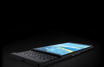 BackBerry Priv Schwarz